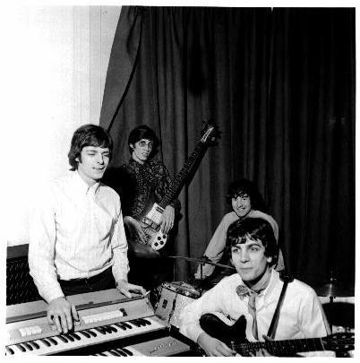 Pink Floyd studio